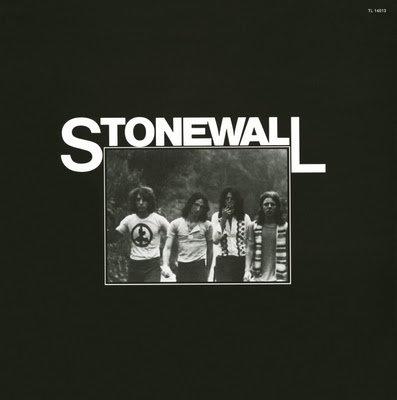 """STONEWALL """"STONEWALL"""""""