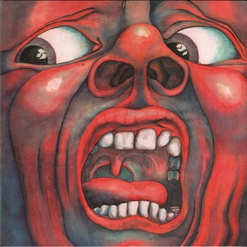"KING CRIMSON ""IN THE COURT OF THE CRIMSON KING"""