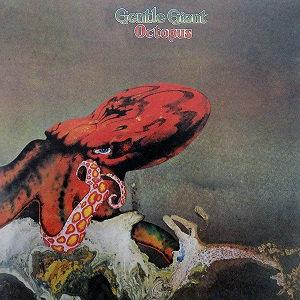 """GENTLE GIANT """"OCTOPUS"""""""