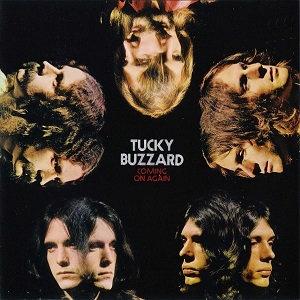 "TUCKY BUZZARD ""COMING ON AGAIN"""