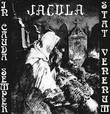 """JACULA """"IN CAUDA SEMPER STAT VENENUM"""""""