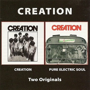 """CREATION """"CREATION/PURE ELECTRIC SOUL"""""""