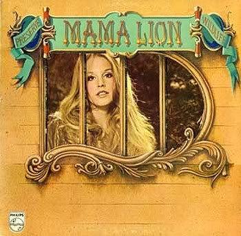 "MAMA LION ""PRESERVE WILDLIFE"""