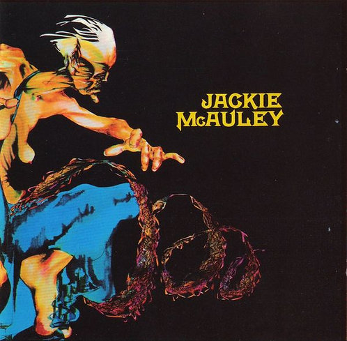 "JACKIE McAULEY ""JACKIE McAULEY"""