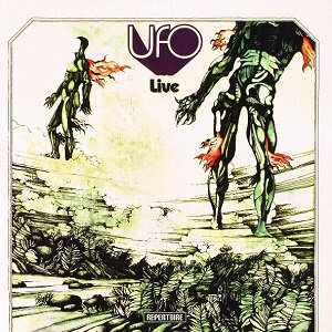 """UFO """"LIVE"""""""