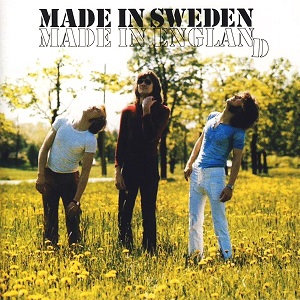 "MADE IN SWEDEN ""MADE IN ENGLAND"""
