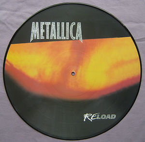 "METALLICA ""RELOAD"""
