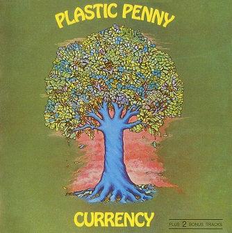 """PLASTIC PENNY """"CURRENCY"""""""
