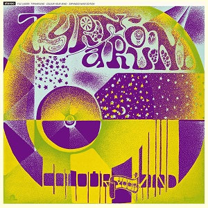 "TYRNAROUND ""COLOUR YOUR MIND-EXPANDED MIND EDITION"""