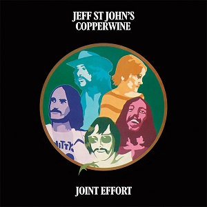 "JEFF ST JOHN'S COPPERWINE ""JOINT EFFORT"""