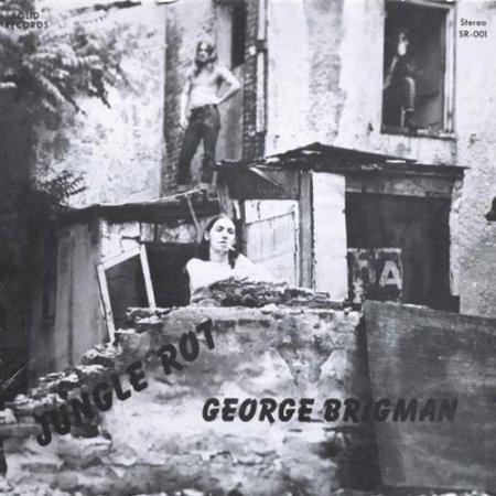 "GEORGE BRIGMAN ""JUNGLE ROT"""