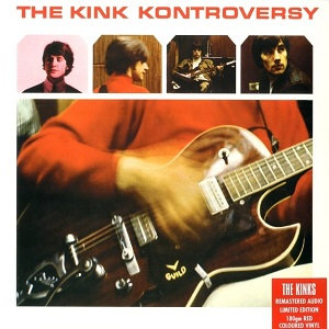 "THE KINKS ""THE KINK KONTROVERSY"""