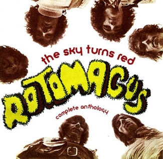 """ROTOMAGUS """"THE SKY TURNS RED:COMPLETE ANT..."""""""