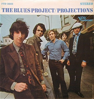 "THE BLUES PROJECT ""PROJECTIONS"""