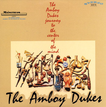 "THE AMBOY DUKES ""JOURNEY TO THE CENTRE OF..."""