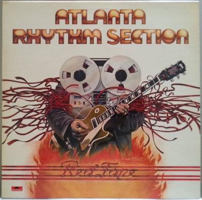 "ATLANTA RHYTHM SECTION ""RED TAPE"""