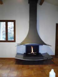 cheminée Hindie Polyflam