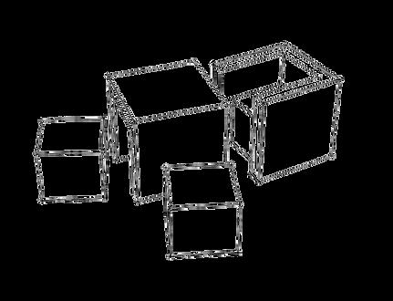 kauri diseño de interiores arquitectura interiorismo interior Málaga boceto dibujo 3D mobiliario plurifuncional