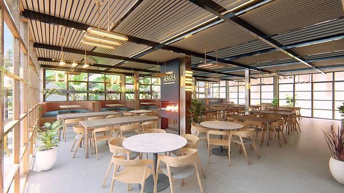 kauri diseño de interiores arquitectura interiorismo interior Málaga después reforma