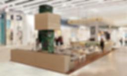kauri diseño de interiores arquitectura interiorismo interior Málaga cafetería