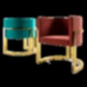 kauri diseño de interiores arquitectura interiorismo interior Málaga mobiliario elegante teciopelo