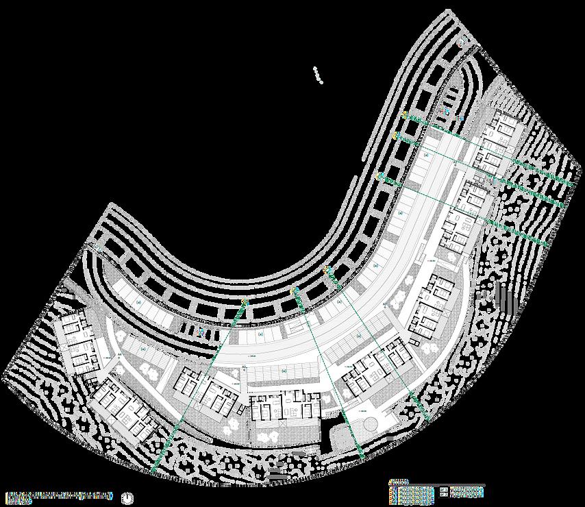kauri diseño de interiores arquitectura interiorismo interior Málaga plano distribución situación