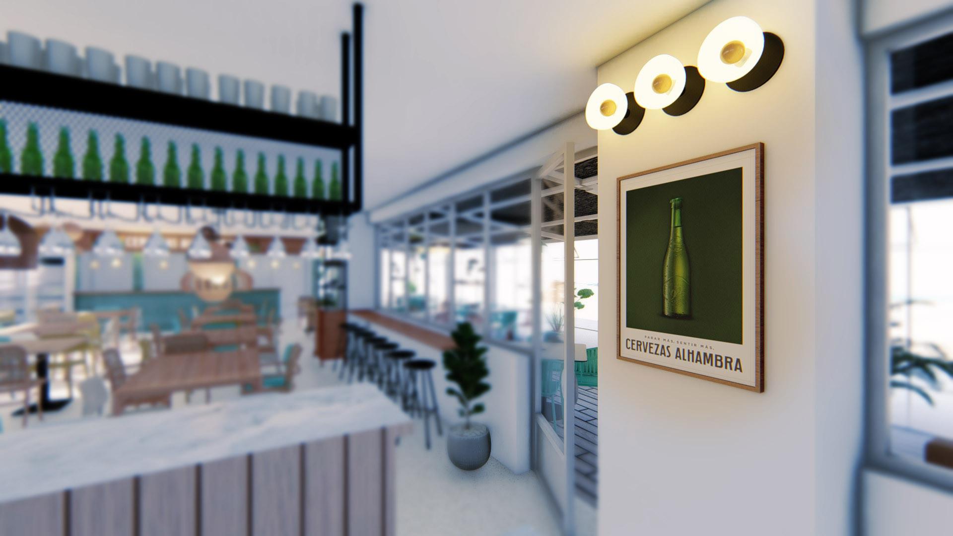 15.kauri diseño de interiores arquitectura interiorismo interior Málaga