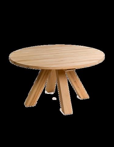 mesa-de-comedor-redonda-acabado-en-roble