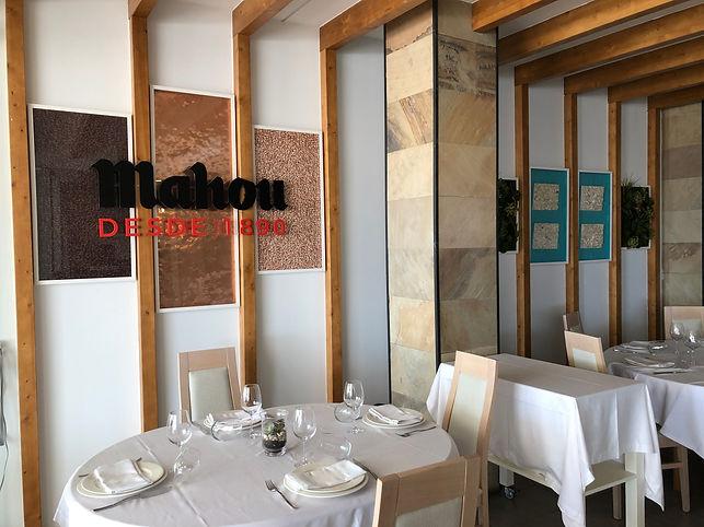 kauri diseño de interiores arquitectura interiorismo interior Málaga RESTAURANTE