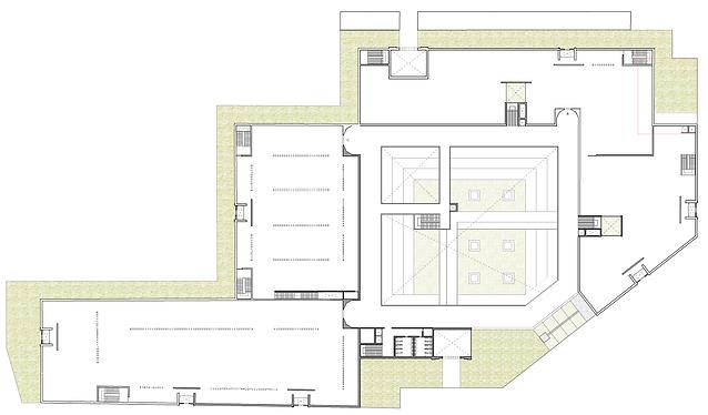 kauri diseño de interiores arquitectura interiorismo interior Málaga plano distriución