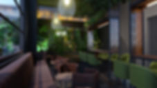 kauri diseño de interiores arquitectura interiorismo interior Málaga 3D lumion jungle