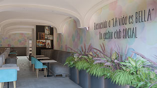 kauri diseño de interiores arquitectura interiorismo interior Málaga 3D
