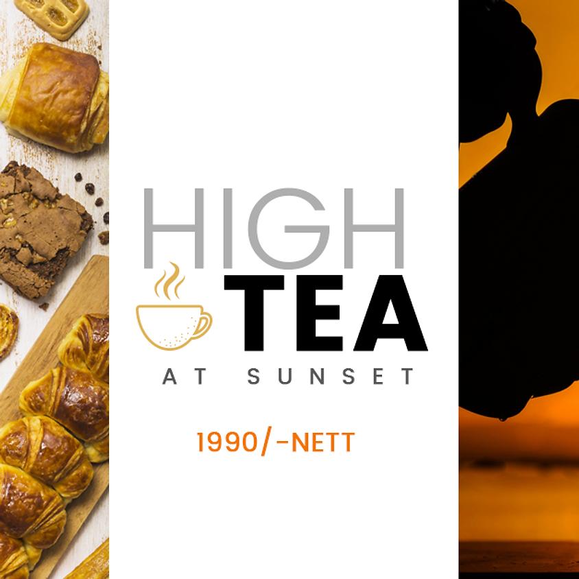 High Tea at Sunset