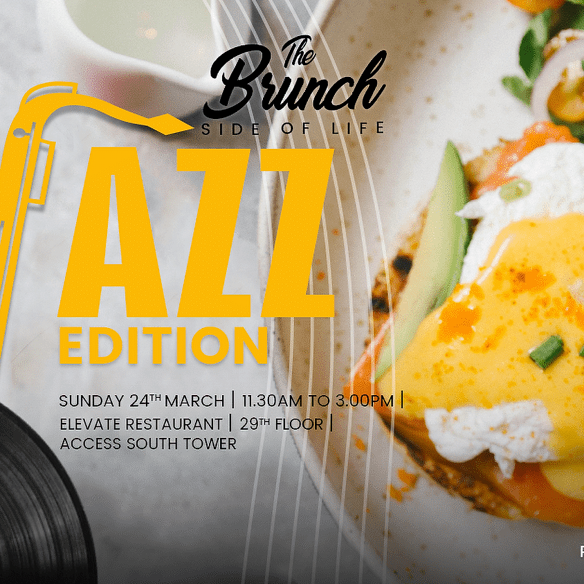 The Brunch Side of Life: The Jazz Edition