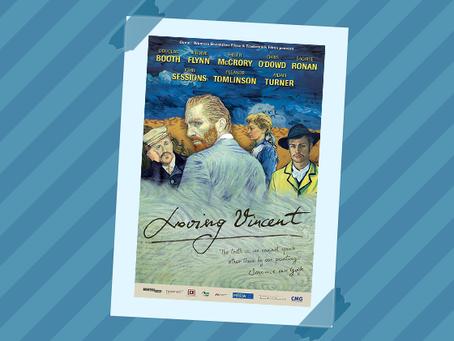 Dünyanın tamamen resimlerden oluşan ilk filmi Loving Vincent