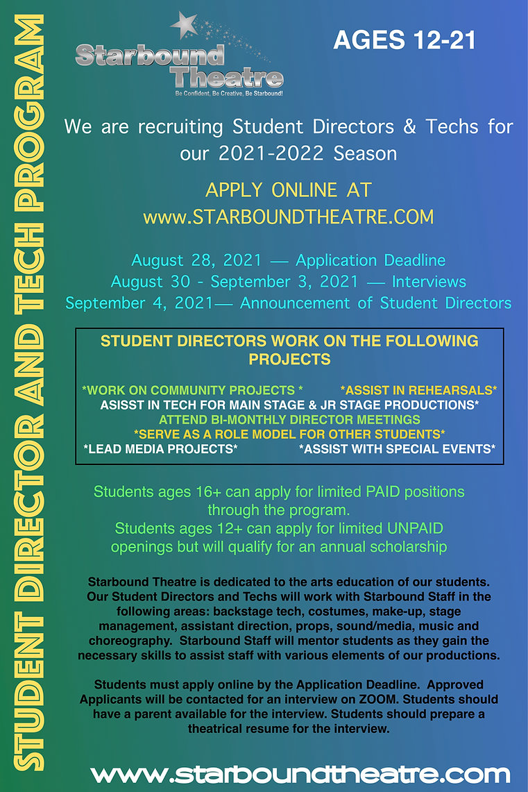 Student Director and Tech Poster 2021-2022.jpg