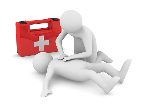 Emergency First Aid at Work 1 Day Course 4th May 2020