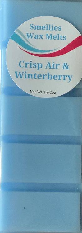 CRISP AIR & WINTERBERRY