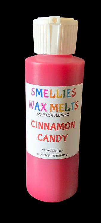 CINNAMON CANDY SQUEEZABLE WAX