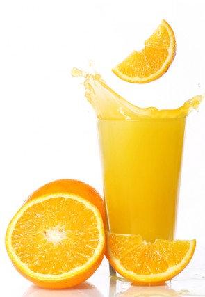 Summer Orange Sample