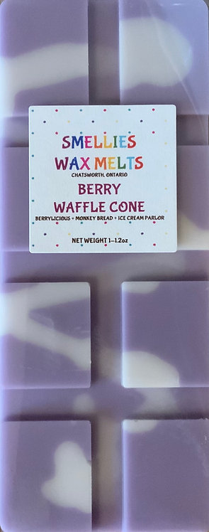 BERRY WAFFLE CONE BLEND