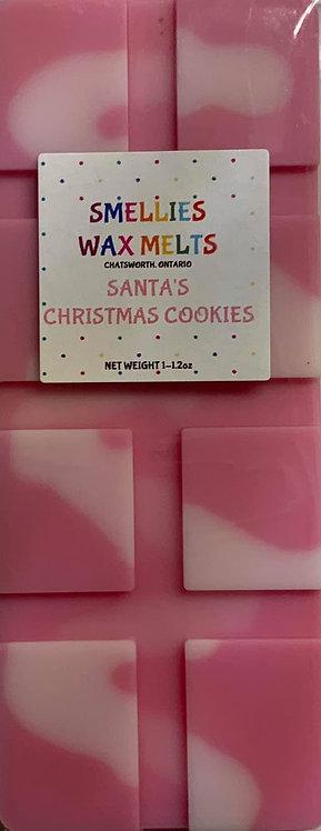 SANTA'S CHRISTMAS COOKIES