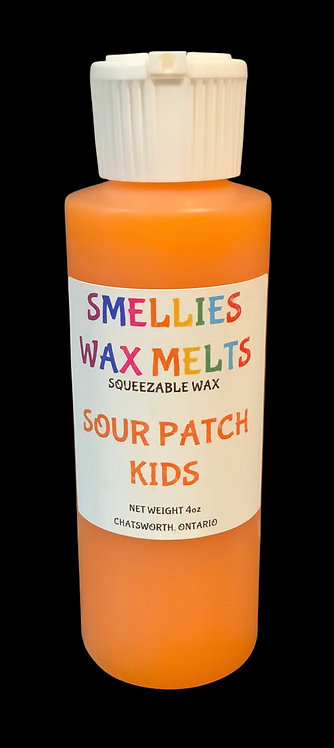 SOUR PATCH KIDS SQUEEZABLE WAX