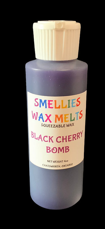 BLACK CHERRY BOMB SQUEEZABLE WAX