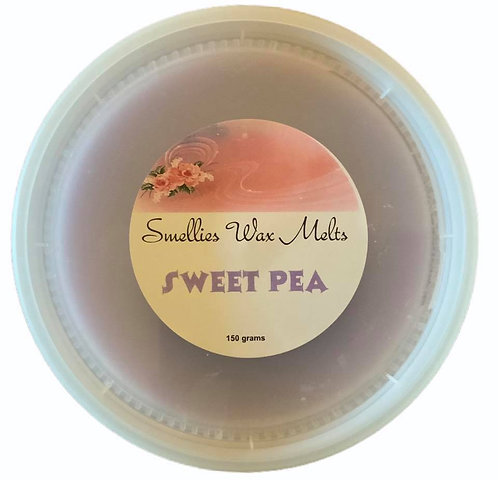 Sweet Pea Wax Pie