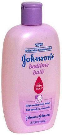 Bedtime Bath Sample