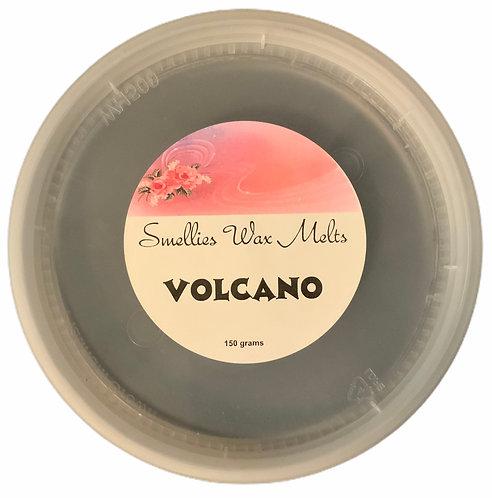 Volcano Wax Pie