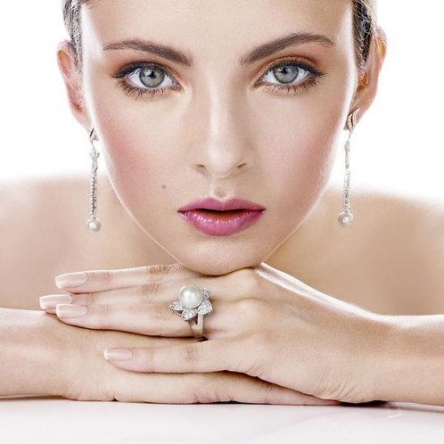 Diamonds & Pearls Sample
