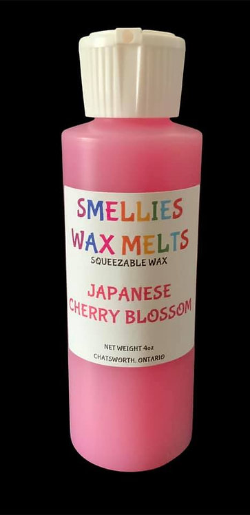 JAPANESE CHERRY BLOSSOM SQUEEZABLE WAX