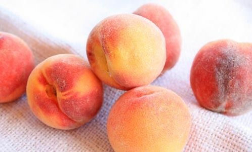 Just Peachy Sample
